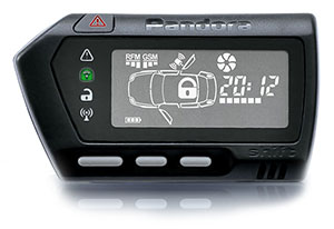 Брелок Pandora DXL-700
