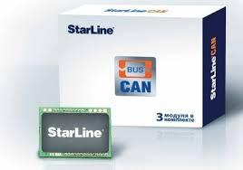 Модуль StarLine CAN-мастер
