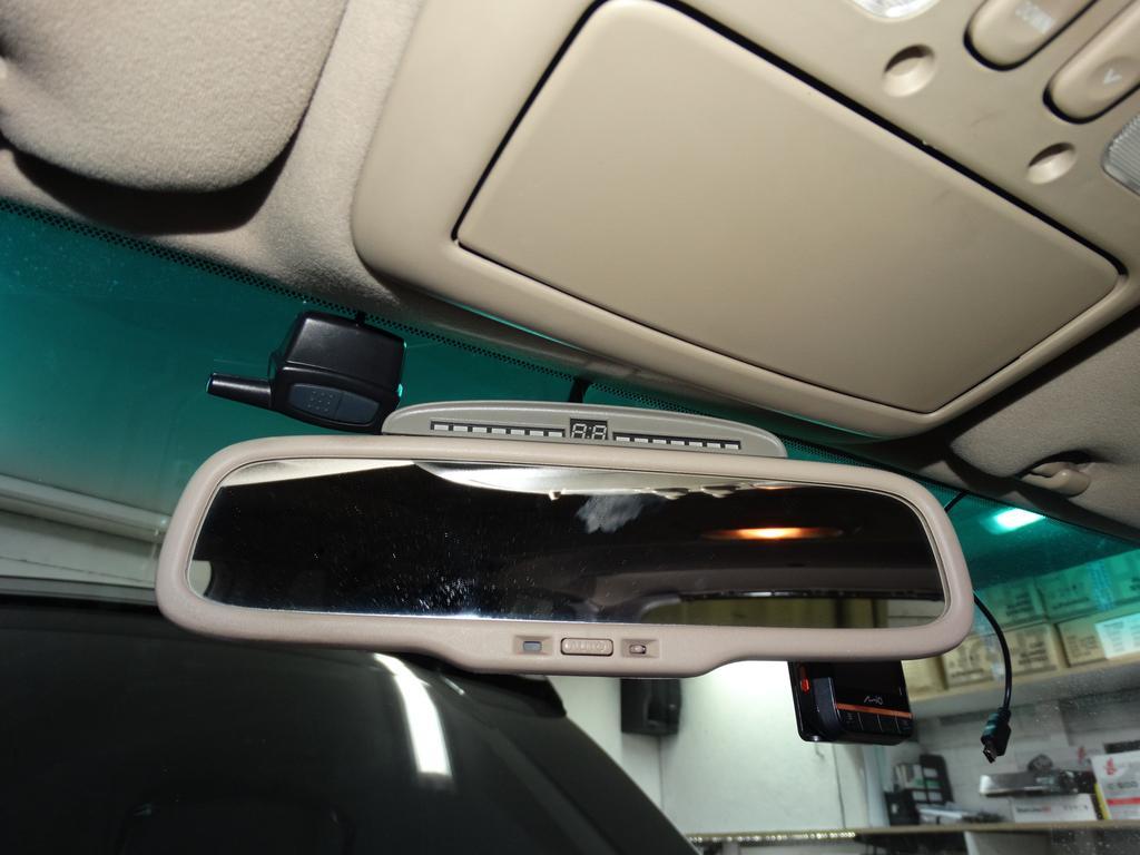 установленный дисплей ParkMaster 4DJ-34 TLC100