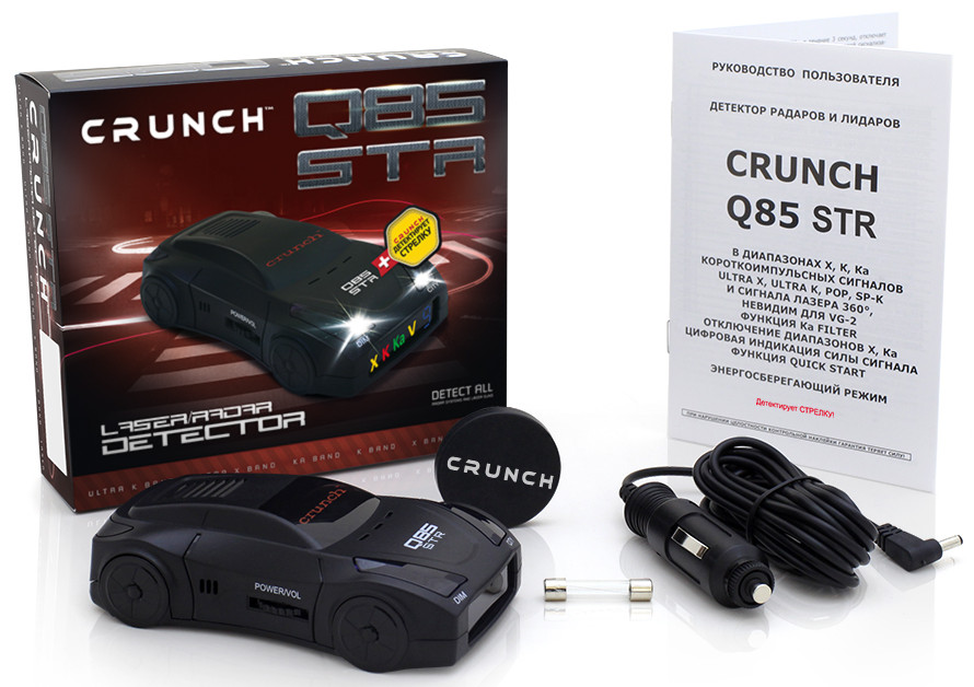 Crunch Q85 STR