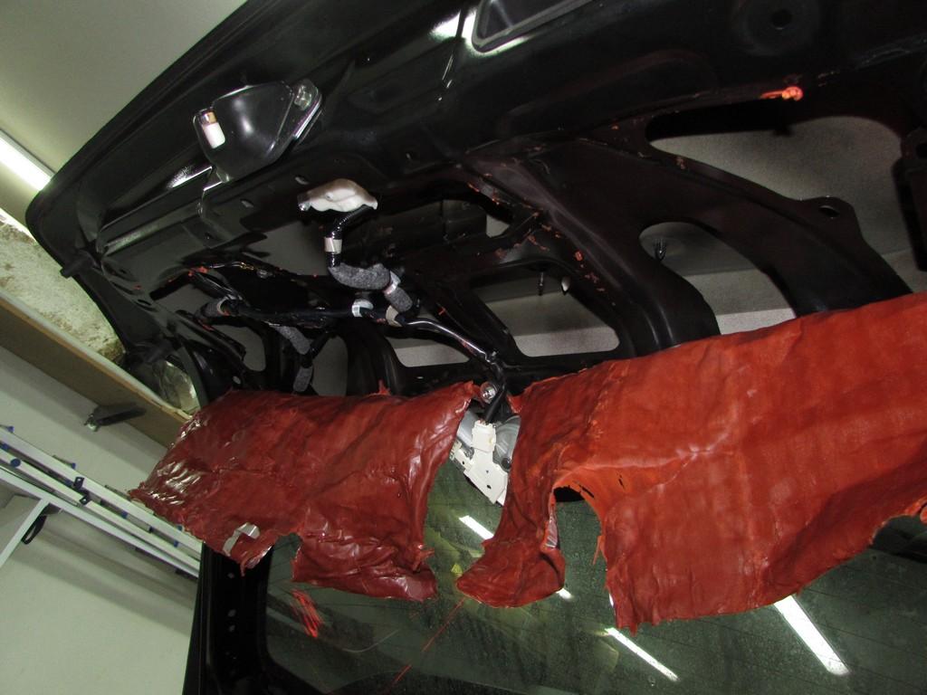 Установка камеры на Nissan Juke